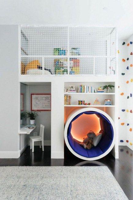 Gorgeous Bedroom Design Decor Ideas For Kids 40