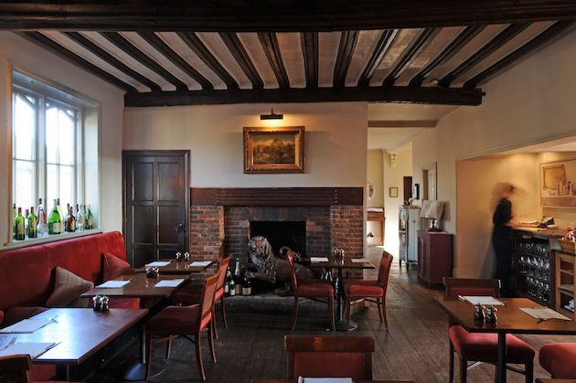 Crown Castle Hotel Suffolk
