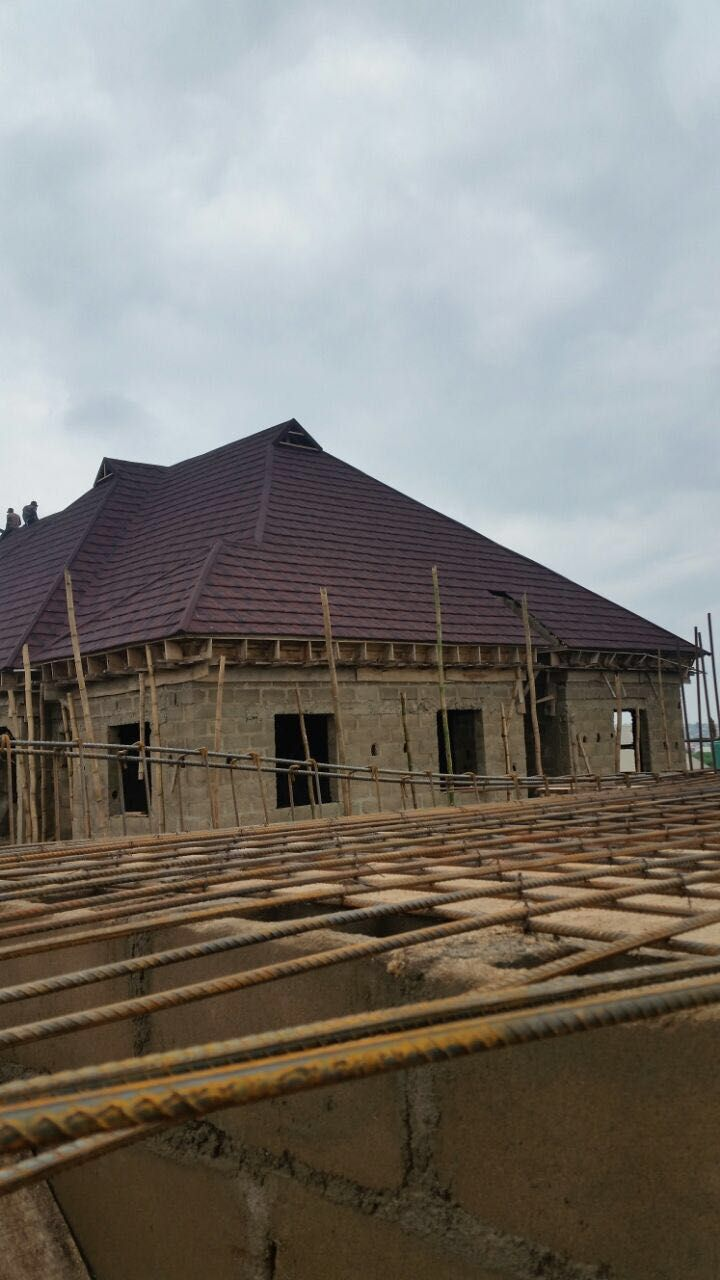 Roofing Sheets The Cost Of Various Types Of Roofing Sheet In Nigeria Properties Nigeria In 2020 Roofing Roof Design Roofing Sheets