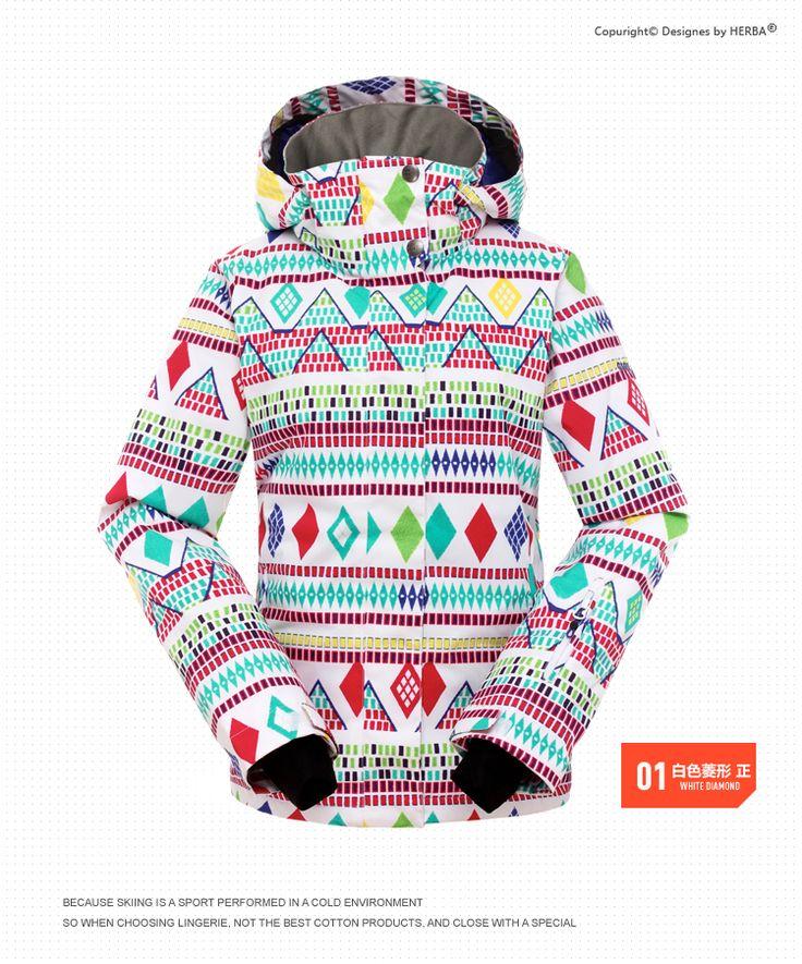 Женщины снег пальто лыжный костюм пальто женщины мужская лыжная куртка пиджаки сноуборд куртки для тёплый лыжный GsouSnow куртки 1401