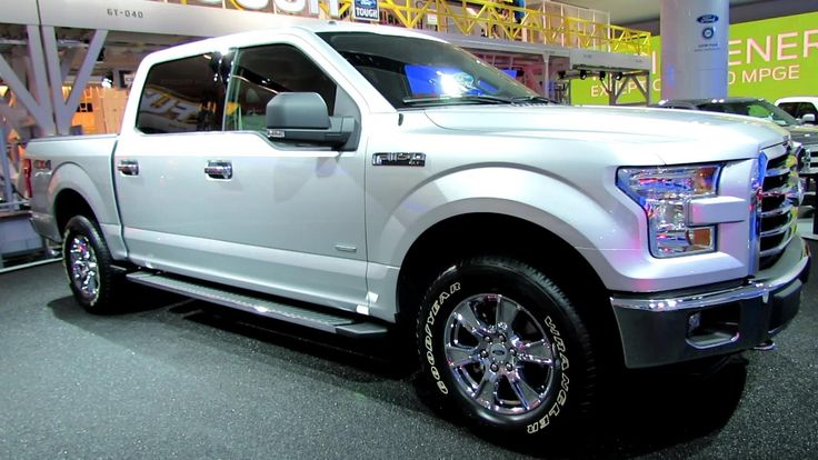 2015 Ford F150 XLT - Exterior and Interior Walkaround - Debut at 2014 De...