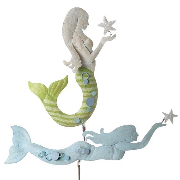 My Mermaid Christmas Tree Topper | My Turquoise World | Christmas tree  toppers, Coastal christmas, Mermaid. - My Mermaid Christmas Tree Topper My Turquoise World Christmas