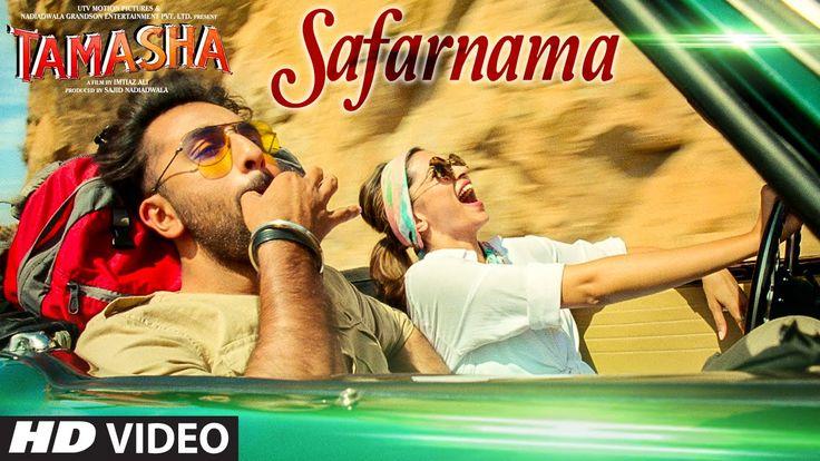 Safarnama HD Video Song – Tamasha – Ranbir & Deepika