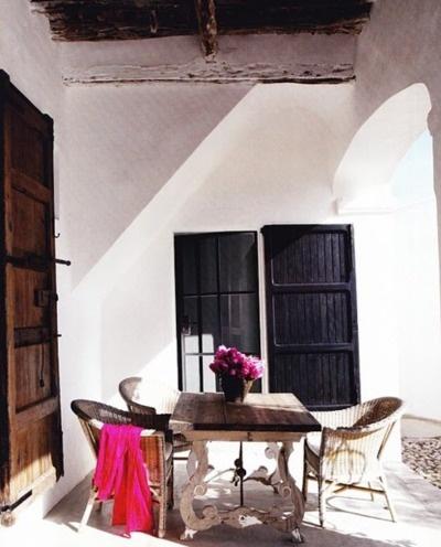 Al Fresco: Decor, Interior, Outdoor Living, Exterior, Dream, Patio, Outdoor Spaces, Garden, Room