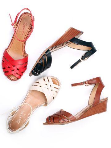 Seychelles Footwear - red