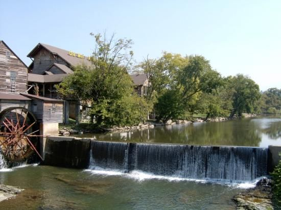 The Old Mill Restaurant, Pigeon Forge - Restaurant Reviews - TripAdvisor