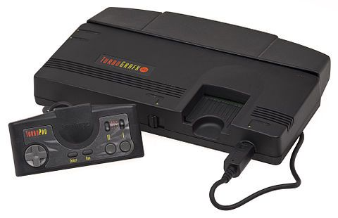 The TurboGrafx-16 was a 4th gen console that competed with the Genesis and the SNES. It unfortunately didn't see the success that Sega and Nintendo's consoles had, but it gained a very dedicated cult following.