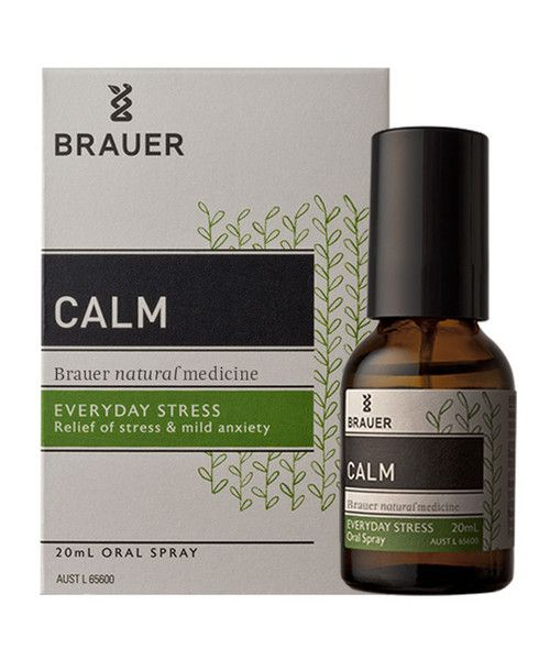 Calm Oral Spray 20mL- Calm Oral Spray includes ingredients such as Passionflower and Zinc which are traditionally used in homeopathic medicine to help relieve stress and mild anxiety. Calm may therefore help you to relax and unwind, helping you to cope better with the effects of stress and provide temporary relief from symptoms including irritability, restlessness and insomnia.