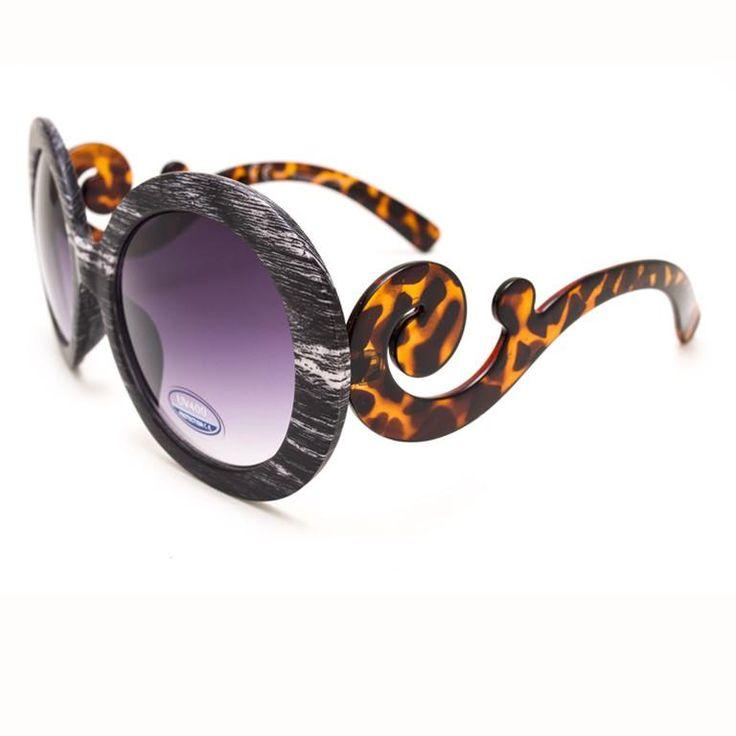 """Γυναικεία Γυαλιά Ηλίου Oversized """"ZIGBA""""   €18.90"""
