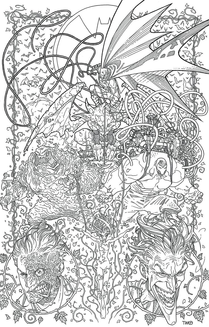suicide room coloring pages - photo#24