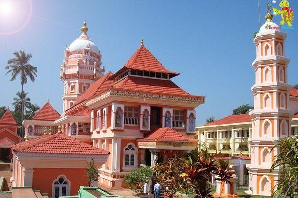 Goa - Shantadurga Prasanna Temple