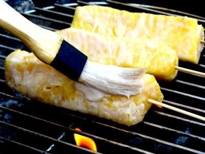 Grilled Pineapple Dessert Recipe