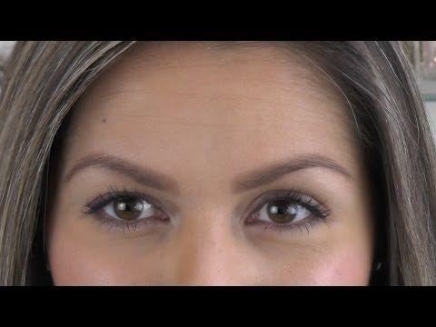 ♥ How to: PERFECTE wenkbrauwen tekenen - YouTube