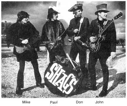 The Shags | Splunkum | Pinterest | Pop bands