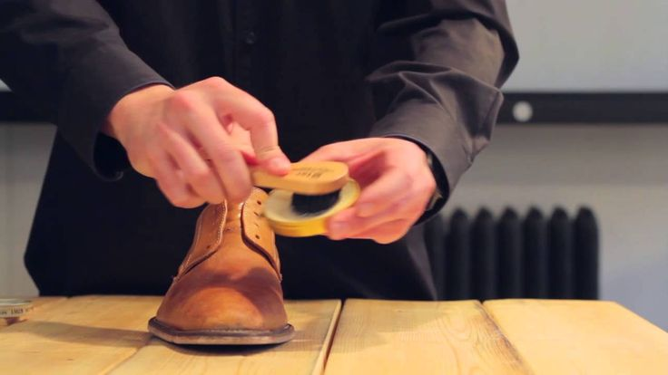 Taking Care Of Light Brown Leather Shoes
