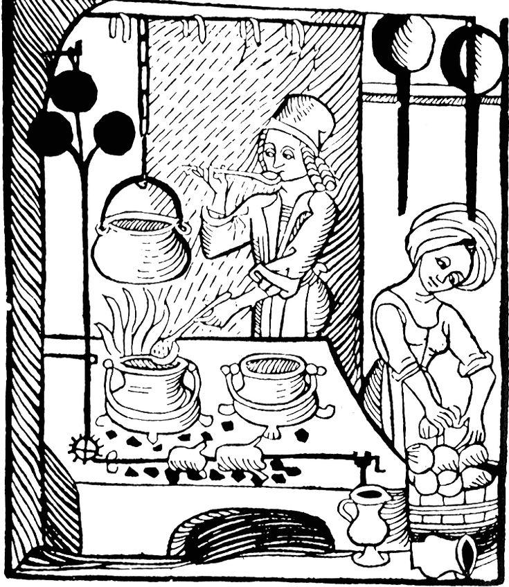 nützliches und vergnügliches aus alten kochbüchern