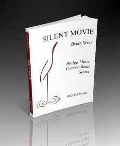 silent movie concert band