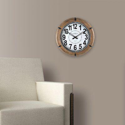 17 Best Ideas About Rustic Wall Clocks On Pinterest