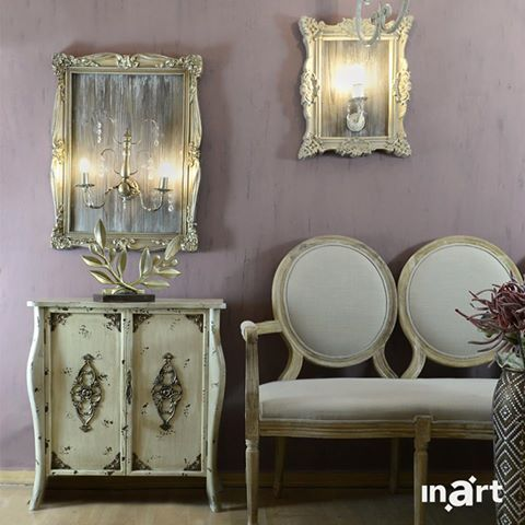Always welcoming. Always ready to embrace you. Always offering you the comfort zone you need. They are not just any chairs. They are your chairs. It's called #inartLiving