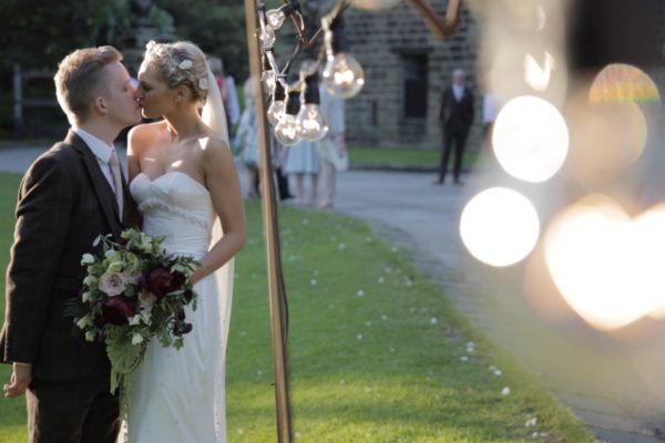 Debbie + Matt married at their local church in Halifax and then had their reception at East Riddlesden Hall, Yorkshire. Here's their wedding film/trailer...