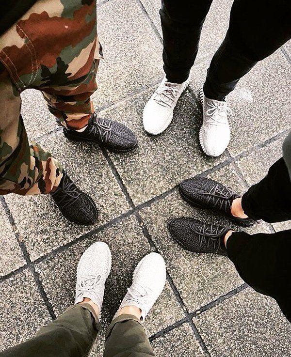 Adidas Yeezy Limitado herr