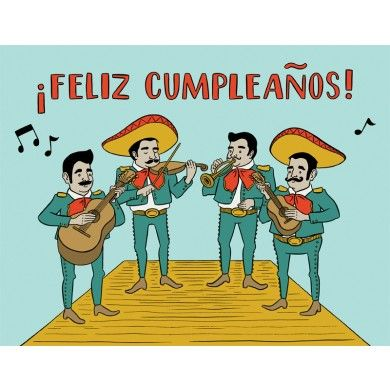 The Found > Feliz Cumpleanos