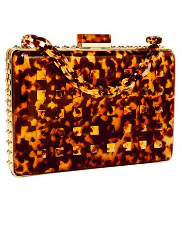 Luxe it up with a ladylike bag for evening