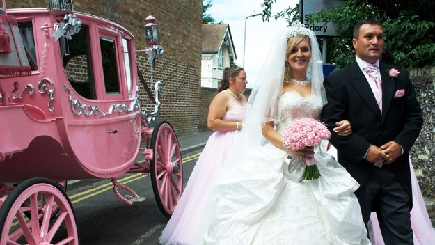 Big Fat Gypsy Weddings - Pictures - Love Conquers All - Channel 4
