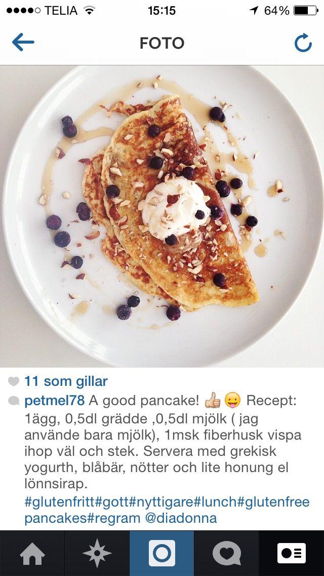 Gl free pancake