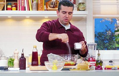 Buddy Valastro's Pizza Sauce Recipe from Buddy Valastro