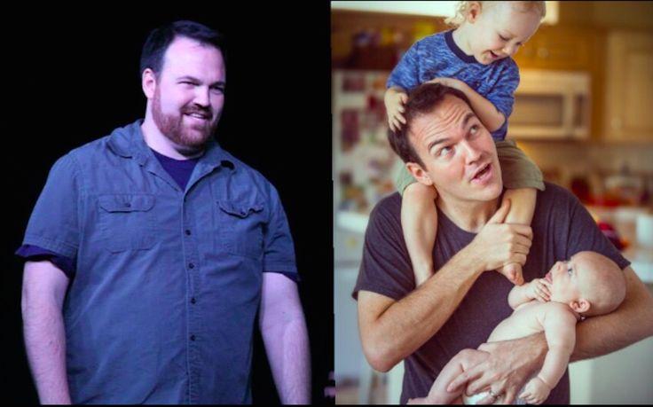 Weight loss success story: Matt Donnelly