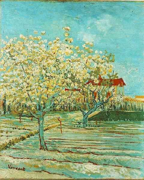 Vincent van Gogh: The Paintings Orchard in Blossom