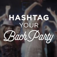 I just found my #bachparty hashtag - let WeddingWire's Bach-Hashtag Generator help you find yours too!