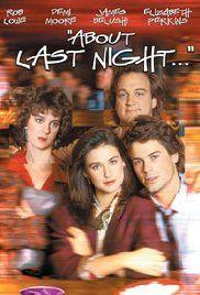 About Last Night... (1986) - IMDb