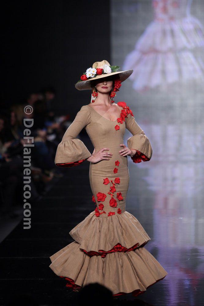 Fotografías Moda Flamenca - Simof 2014 - MJ Blay 'Veritades' Simof 2014 - Foto 07