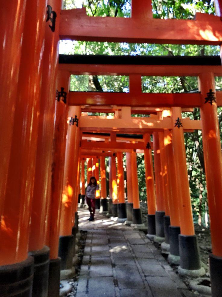 Fishing Inari (Kyoto)