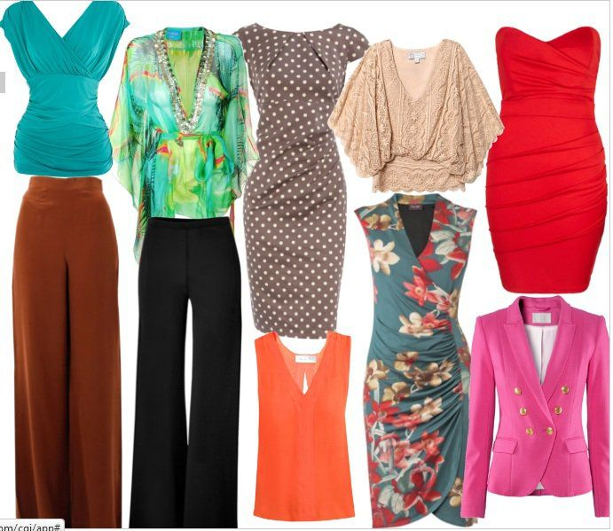 #clothes for #hourglass #figure