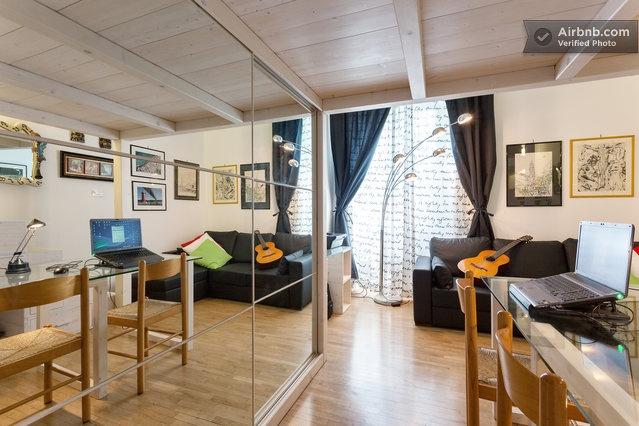Nice 1bedroom apt in Vatican area in Rome
