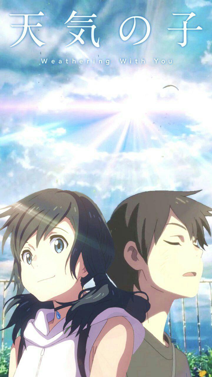 Pin By Ai Ka On Weathering With You Anime Anime Films Anime