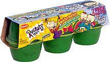 Mott's Rugrats watermelon applesauce. :)