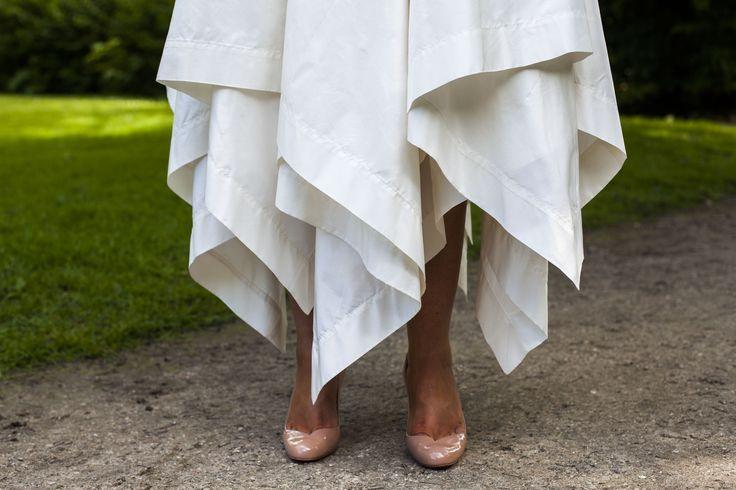 Wedding // Dress // Shoes
