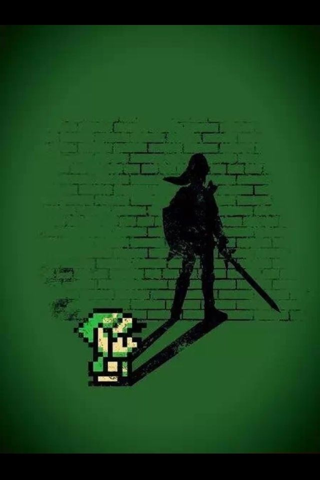 If only he saw the hero he would become... #Link - The Legend of Zelda - #Nintendo