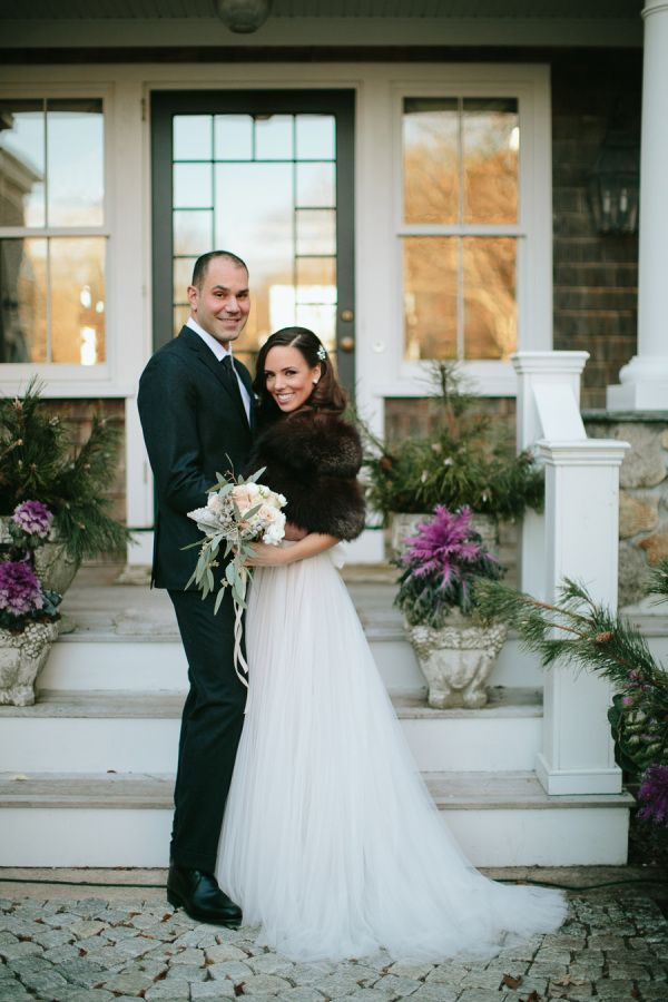Cape Cod Winter Wedding 2