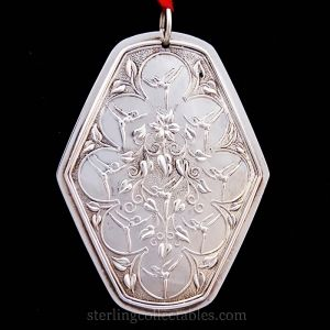 90 best sterling christmas ornaments images on Pinterest ...