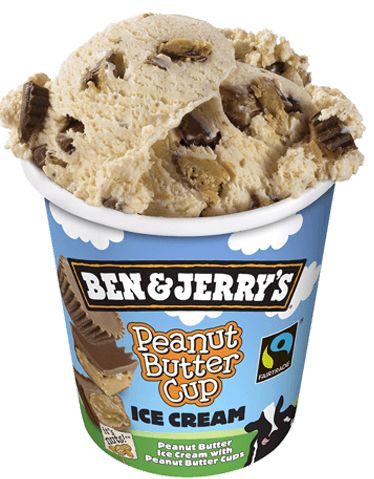 Peanut Butter Cup by Ben & Jerry's