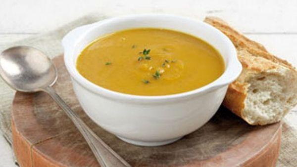 Supa care iti detoxifiaza organismul si te ajuta sa slabesti