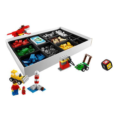 Have you played #LEGO Creationary?