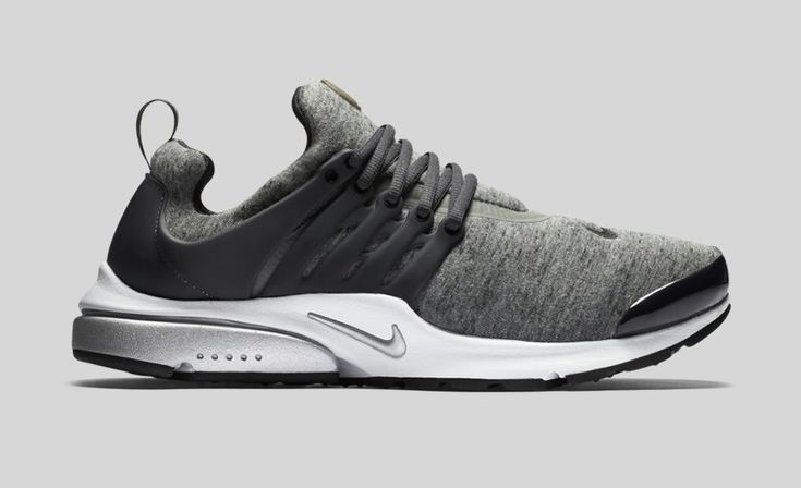 Nike Air Presto – Fleece Pack: Leichte Wärme & Ultimativer Halt! Der Nike Air Presto Fleece Schuh besteht aus einem Fleece-Obermaterial und Überzügen i