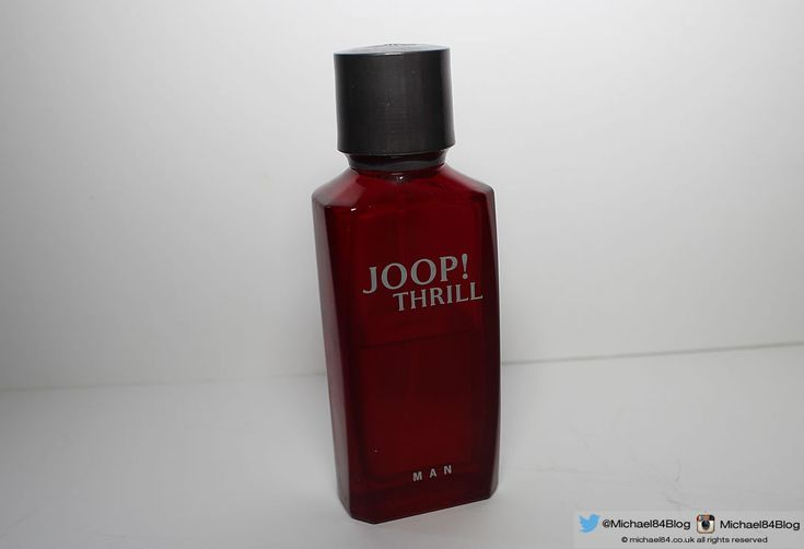 Joop! Thrill MAN Review #joop #aftershave #fragrance #bbloggers
