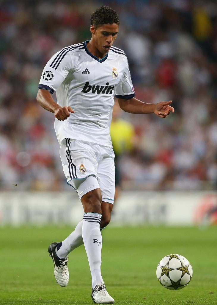 Raphaël Varane - Real Madrid C.F. #HalaMadrid